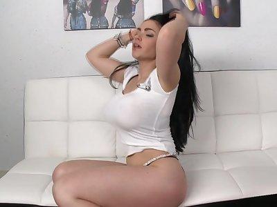 Marta la croft homeless man porn Marta La Croft With Her Big Tits And Big Ass
