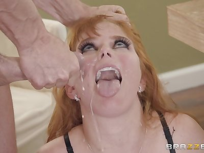 facial and cum in mouth are things that Penny Pax adores with a lover